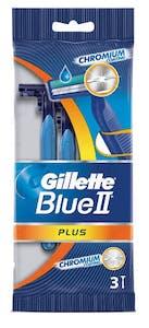 Gillette Blue 2 Plus 3's