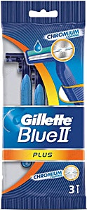 Gillette Blue 2 Plus 3's