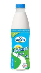 Candia Fresh Milk 1L Half Skimmed