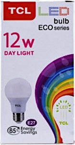 TCL Led Day Light 12w - 1's