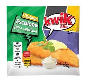 Kwik Bite Chicken Escalope 500 g
