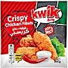 Kwik Bite Crispy Chicken Hot & Spicy Fillets 500 g