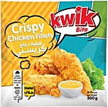 Kwik Bite Crispy Chicken Fillets 500 g