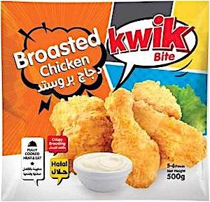 Kwik Bite Broasted Chicken 500 g