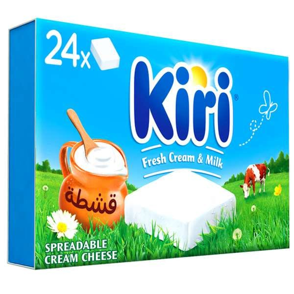 Kiri Cheese Spread 24's @ Special Price