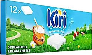 Kiri Cheese Spread 12's
