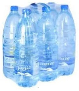 Tannourine Water Pack 6 x 2 L