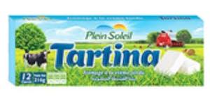 Plein Soleil Tartina Cheese Cube - 12 's