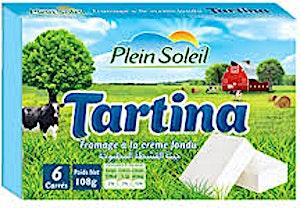 Plein Soleil Tartina Cheese Cube - 6 's
