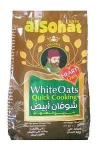 Al Sohat White Oats 500 g