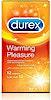 Durex Condoms Warming Pleasure 12's