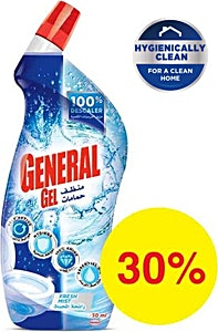 General Gel Fresh Mist 750 ml - 30 % OFF