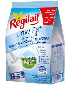 Regilait Low Fat Pouch 400 g