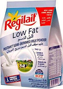 Regilait Low Fat Pouch 400 g