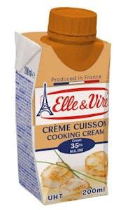 Elle & Vire Cooking Cream 200 ml