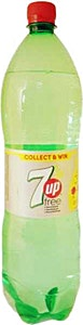 Diet 7up Bottle 1.5 L