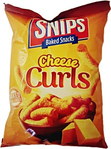 Snips Curls Cheese 45 g