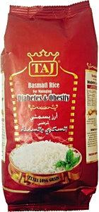Taj Basmati Rice For Diabetes & Obesity 908 g