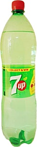 7up Bottle 1.5 L
