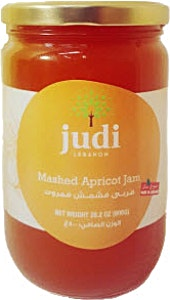 Judi Apricot Pieces Jam 800 g