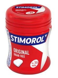 Stimorol Original Suger Free Jar 36 's - 50.7 g