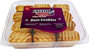 English Cake Date Cookies 500 g