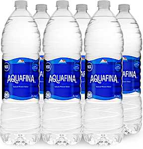 Aquafina Water 2 L - 5 + 1 Free