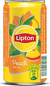 Ice Tea Peach 175 ml - 5 + 1 Free