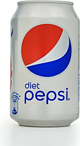 Diet Pepsi Can 330 ml