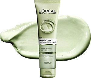 L'Oreal Pure Clay Purifying Gel Wash 150 ml