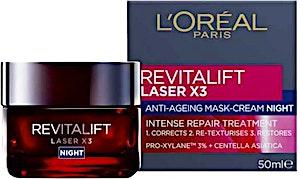 L'Oreal Revitalift Anti-Aging Cream-Mask Night 50 ml