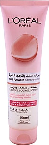 L'Oreal Rare Flowers Cleansing Gel Cream 150 ml
