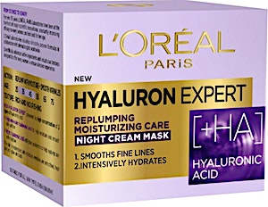 L'Oreal Hyaluron Expert Night Cream Mask 50 ml