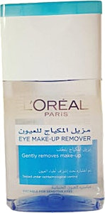 L'Oreal Eye Make-Up Remover 125 ml