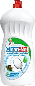 Clean-Net Dishwahing Liquid Pine 2200 ml