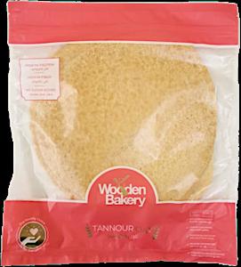 Wooden Bakery Tannour Oat 220 g