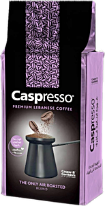 Caspresso Premium Lebanese Coffee 180 g