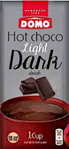 Domo Hot Choco Drink Light Dark 10 g
