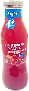 California Garden  Light Pomegranate & Vitamin C - 250 ml