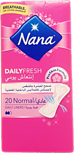 Nana Daily Fresh Normal  20's