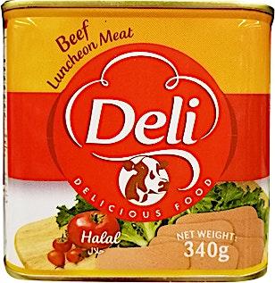 Deli Beef Luncheon Meat 340 g