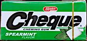 Cheque SpearMint Flavor 13.5 g