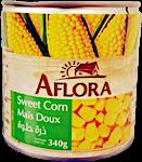 Aflora Sweet Corn 340 g