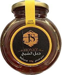 Jabal El Sheikh Natural Honey 750 g