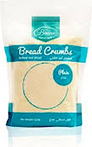 Benina Bread Crumbs Plain 550 g