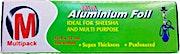 Multipack Mini Aluminium Foil 12.5 x 12 cm