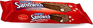 Elegance Sandwich Chocolate with Hazelnut 50 g