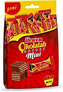 Ulker Cikolatah Gofret Mini 82 g