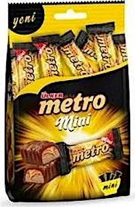 Ulker Metro Mini 102 g