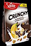 Sante Crunchy Banana & Chocolate 350 g